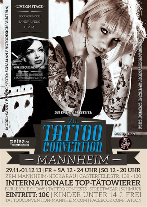 tattoo convention mannheim tattoo convention mannheim november 2015