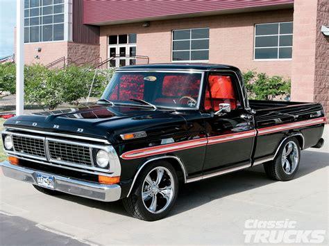 70 ford truck apache cameo f100 f150 3100 retro classic custom