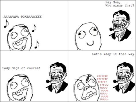 Troll Dad Memes - troll dad meme singing lady gaga