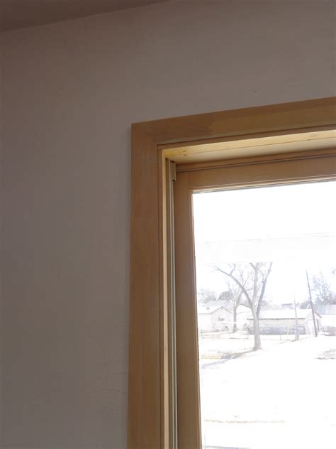 modern window casing modern interior window trim myideasbedroom com