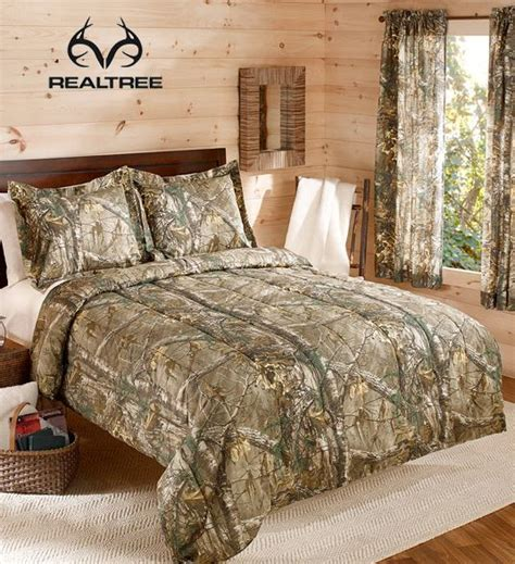 Camo Bedroom Ideas New Realtree Xtra Camo Bedding Set Starts From 46 99 Realtreextra Camobedding Camo Home