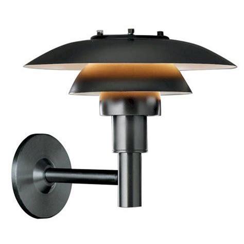 Louis Poulsen Outdoor Lighting Poul Henningsen Ph 3 2 5 Outdoor Wall Light For Louis Poulsen For Sale At 1stdibs