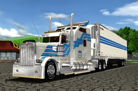 mod game 18 wos haulin kw 900 18 wos haulin simulator games mods download