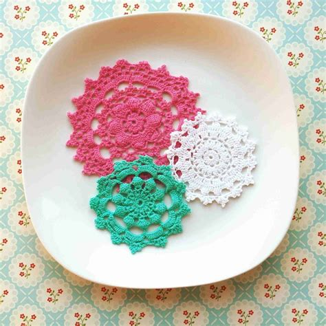 colored doilies bright colored doilies sticks and hooks inspire