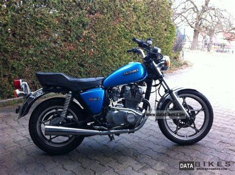 Suzuki 450cc Motorcycle 1981 Suzuki Gs 450