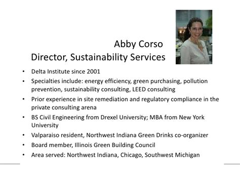 Mba In Sustainability And Environmental Compliance by Getting Started In Sustainability Webinar 08 15 11