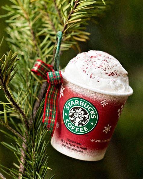 starbucks christmas ornament