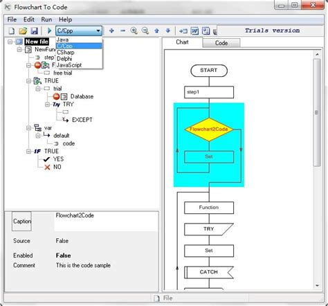 convert pseudo code to flowchart page 3 of editors ides coding utilities software