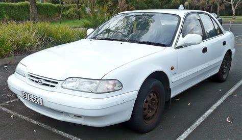 how things work cars 1996 hyundai accent parental controls file 1993 1996 hyundai sonata y3 gle sedan 01 jpg wikimedia commons