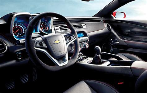 camaro interni chevrolet camaro zl1 la pi 249 potente auto sportive