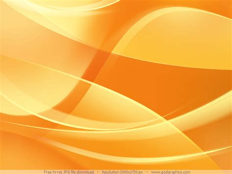 background oren abstract orange backgrounds psdgraphics