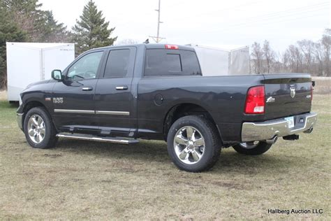 2016 Dodge Ram 1500 Big Horn Quad Cab