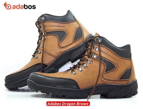 Sepatu Boot Pria Moofeat Original Boot Safety Resleting Adventure jual new new sepatu boot pria adabos safety