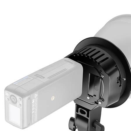 Godox Ad B2 Dual Power Flash Bracket For Ad200 godox ad b2 dual power flash bracket for ad200