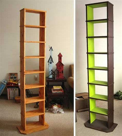 bookshelf makeover repurpose diy