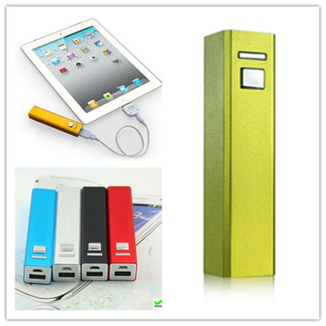 Power Bank Blackberry Original mini 3000mah ultra square lipstick size power bank for