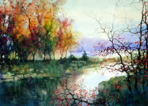 water colors 30 awesome watercolor paintings snaps