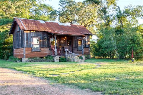 cabin house the cowboy cabin tiny houses small house bliss