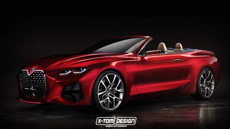 bmw  series convertible rendered based   bmw