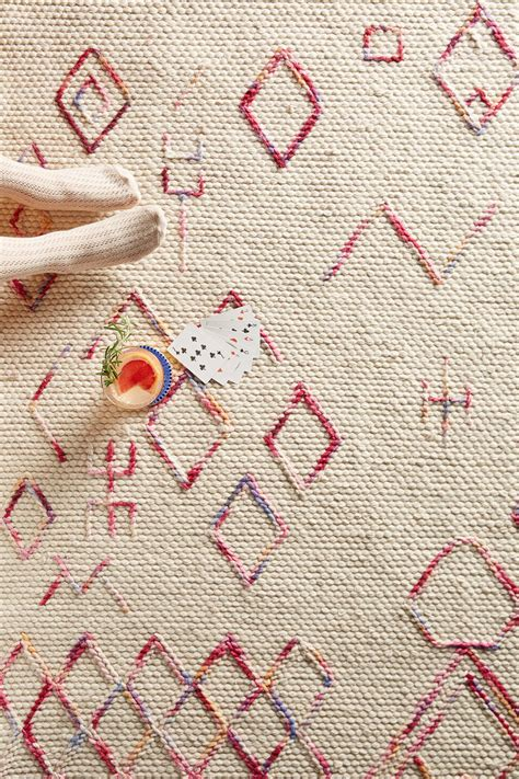 Anthropologie Kitchen Rug Pathwinder Rug Anthropologie