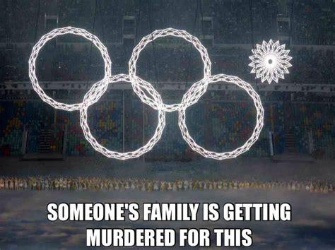 Sochi Meme - best sochi opening ceremony olympic rings memes weknowmemes