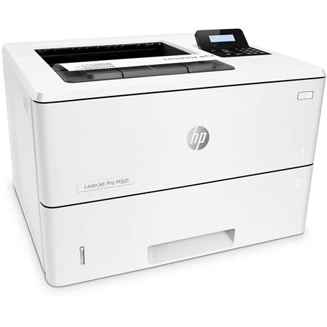 Printer Laser Monokrom hp laserjet pro m501dn monochrome laser printer j8h61a bgj b h