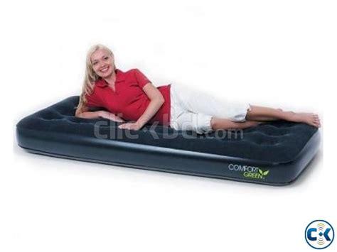 single air bed single air bed intact box clickbd
