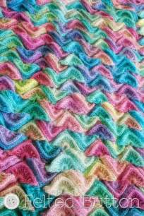Sea song blanket crochet pattern by felted button one of the most