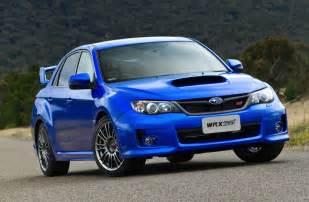 Subaru Sti Used Subaru Wrx Sti