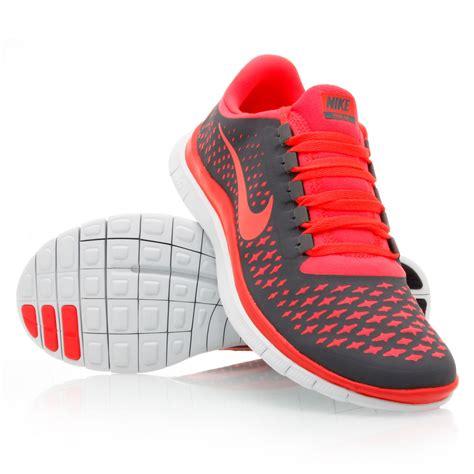new nike womens running shoes nike free 3 0 v4 womens running shoes grey bright