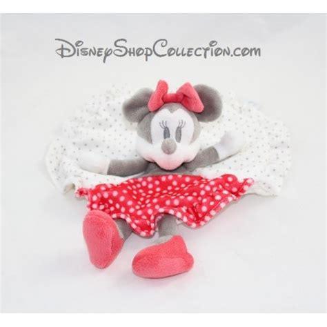 Minnie Flat White by Minnie Nicotoy Disney White Gray Dot Comforter