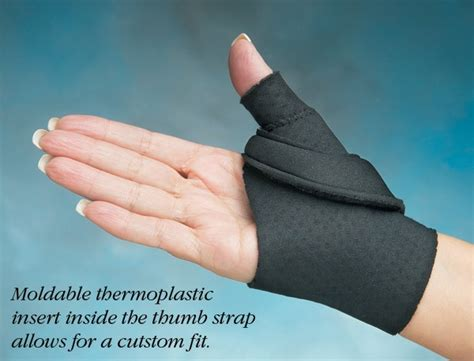 comfort cool thumb spica splint thumb products