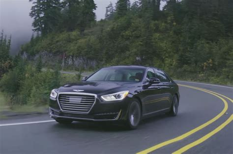 epic drives takes 2017 genesis g90 on a tour of the