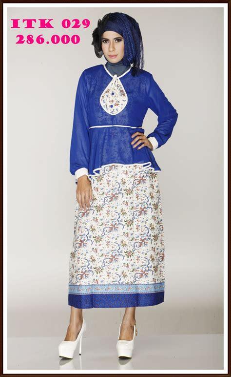 desain baju batik yang indah 52 best gamis batik images on pinterest hijab styles