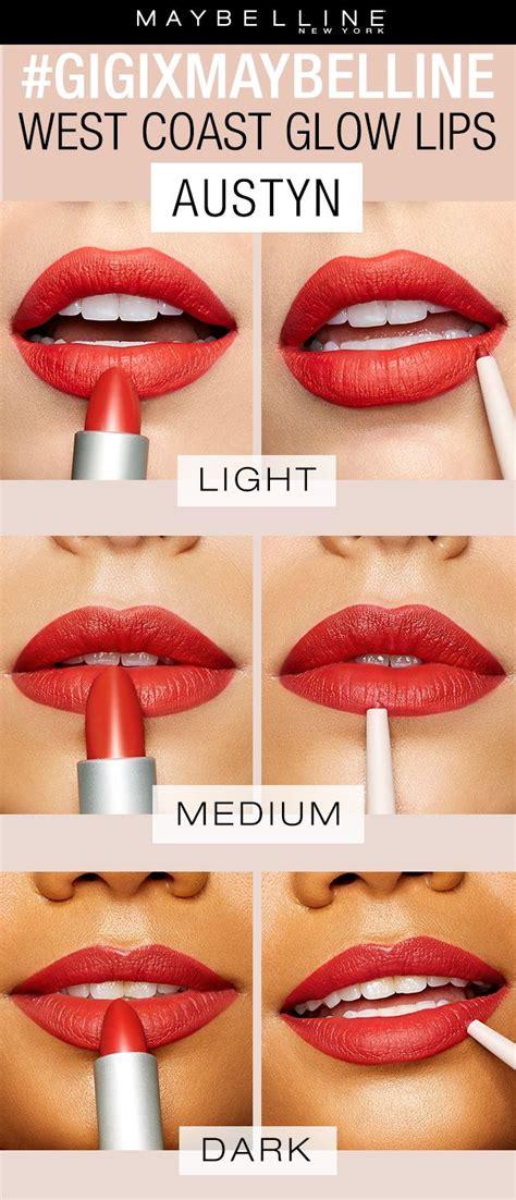 Lipstik Gigi Hadid Maybelline 23 Best Gigixmaybelline By Gigi Hadid Images On