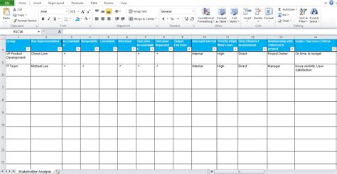excel data analysis template data analysis excel free data analyst layout
