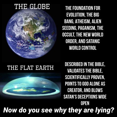 where are we earth according to the bible books flat earth science and the bible quot and god said let