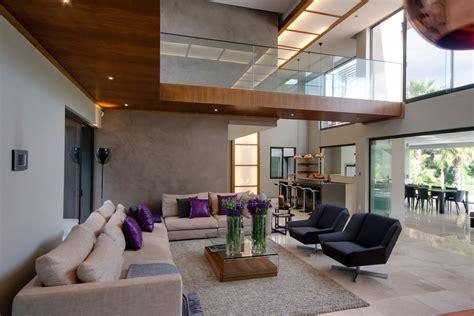 dos casas decoradas muy bonitas salas grandes y modernas ideas para decorar dise 241 ar y
