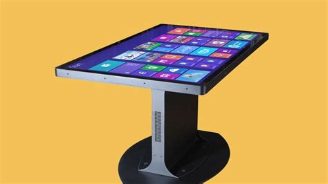 Multitouch Coffee Table 43 Best Ideas We Images On Desk Ideas Maps And Mesas