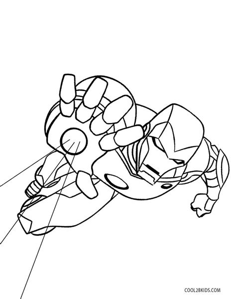 Free Printable Iron Man Coloring Pages For Kids Cool2bkids Iron Coloring Pages