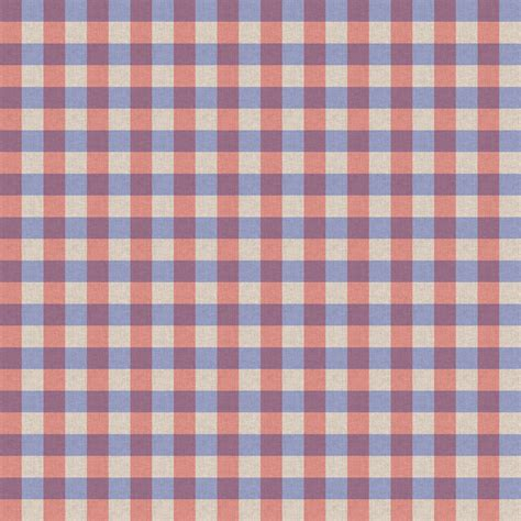blue red cloth grid seamless texture