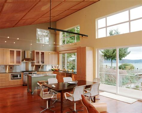 overhead kitchen lighting ideas some vaulted ceiling lighting ideas to perfect your home