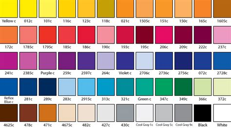 color place paint colors chart ask home design