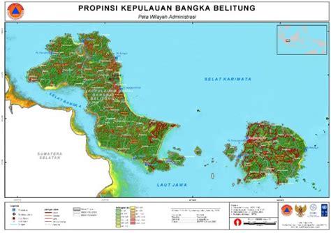 Rangkuman Pengetahuan Umum Lengkap Rpul 1 provinsi bangka belitung
