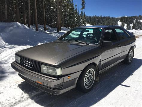 audi turbo for sale 1985 audi turbo quattro coupe for sale 1857594 hemmings