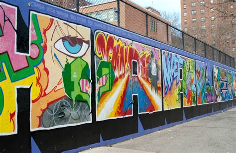 Ceramic Wall Mural 10 places to find street art in nyc