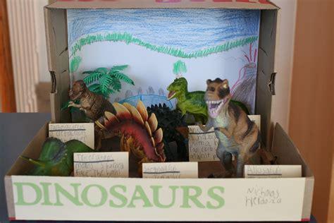 dinosaurs diorama background images shoebox diorama ideas