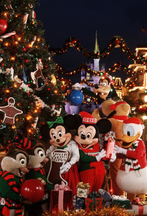 mickey s very merry christmas party roteiro em orlando