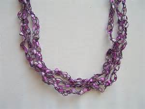 crochet necklace with crochet necklace tutorial by mahlicadesigns mahlicadesigns