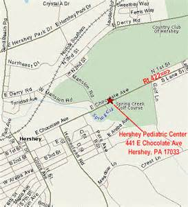 Hershey Pennsylvania Map by Similiar Penslvania Map Of Hershey Factory Keywords